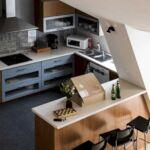 Közös teakonyhával kétágyas szoba (pótágyazható)
