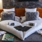 Romantik Twin franciaágyas szoba