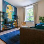 Apartament studio cu cadita de dus pentru 4 pers. (se poate solicita pat suplimentar)