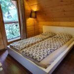 Domek drewniany 6-osobowy cały dom Komfort