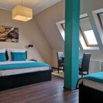 Camera cvadrupla confort familial(a) (se poate solicita pat suplimentar)