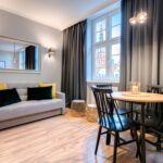 Apartament 6-osobowy Superior z widokiem na miasto z 3 pomieszczeniami sypialnianymi