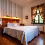 Suita s terasou pro 5 os. se 2 ložnicemi s výhledem na les