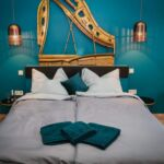 Art Deluxe Zweibettzimmer (Zusatzbett möglich)