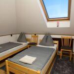 Tetőtéri Premium kétágyas szoba