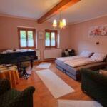 Teljes ház Családi franciaágyas szoba (pótágyazható)