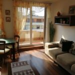 Kertre néző emeleti 4 fős apartman 2 hálótérrel (pótágyazható)