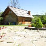 Folyóra néző teljes ház 6 fős faház