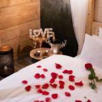 Földszinti Romantik háromágyas szoba
