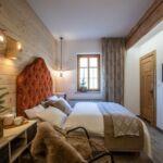 Emeleti Design kétágyas szoba