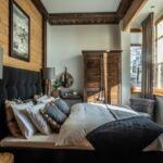 Emeleti Design franciaágyas szoba
