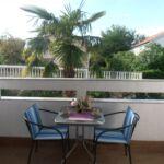 Apartament 2-osobowy Tourist z widokiem na ogród z 1 pomieszczeniem sypialnianym