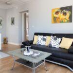 Komfort Apartman pro 4 os. se 2 ložnicemi s výhledem do zahrady