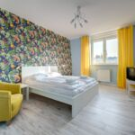 City View 2-Room Family Apartment for 4 Persons