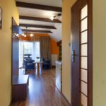 Balkonos saját teakonyhával 4 fős apartman 2 hálótérrel