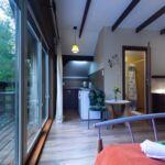 Balkonos 2 fős apartman 1 hálótérrel