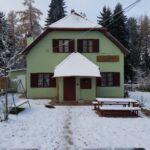 Erdőre néző teljes ház 16 fős apartman (pótágyazható)