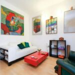 Art Design 2-Room Apartment for 4 Persons