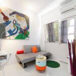 Studio apartment Laka Split