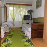 Dreibettzimmer mit Dusche und Eigener Teeküche