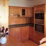 Pokoj se sprchou s vlastní kuchyní pro 4 os. (s možností přistýlky)