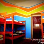 Dormitory s možností rezervovat na lůžka  Pokoj
