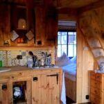 4 fős faház