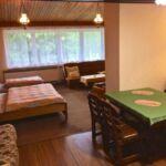 Vierbettzimmer mit Dusche und Eigner Küche (Zusatzbett möglich)
