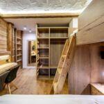 Apartament 5-osobowy z prysznicem