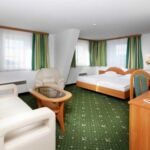 Deluxe Twin Room with Shower (extra bed available)