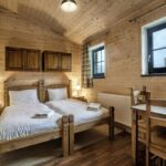 Kétágyas szoba (pótágyazható)