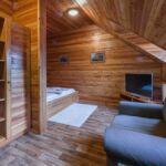Zuhanyzós 2 fős apartman (pótágyazható)