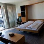 Saját teakonyhával légkondicionált 2 fős apartman (pótágyazható)