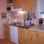 Apartman se sprchou s vlastní kuchyní pro 2 os. (s možností přistýlky)
