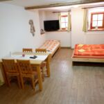 Apartment for 3 Persons with Shower and Kitchenette (extra bed available)