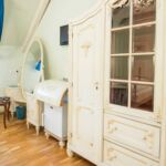 Zuhanyzós légkondicionált kétágyas szoba