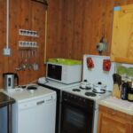 Zuhanyzós saját konyhával 17 fős chata