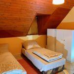 Erdőre néző Bronze kétágyas szoba (pótágyazható)
