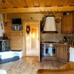 Apartament 9-osobowy z prysznicem z aneksem kuchennym (możliwa dostawka)
