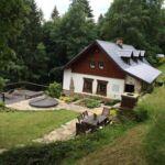 Hütte mit Dusche und Eigener Küche (Zusatzbett möglich)