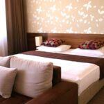 Zuhanyzós Standard kétágyas szoba (pótágyazható)