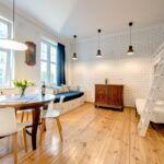 Apartament studio cu chicineta proprie pentru 5 pers. (se inchirieaza doar integral)
