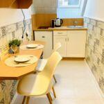 Saját konyhával Studio 2 fős apartman 1 hálótérrel