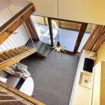 Studio Apartment für 3 Personen mit Dusche (Zusatzbett möglich)