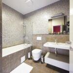 Zuhanyzós Premium kétágyas szoba