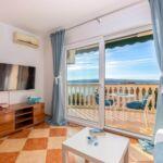 Privilege Apartmán pre 4 os. s 2 spálňami s výhľadom na more (s možnosťou prístelky)