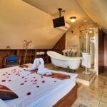 Superior Romantik franciaágyas szoba