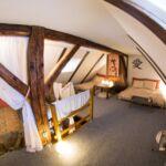 Saját teakonyhával négyágyas szoba (pótágyazható)