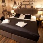 Camera twin cu cadita de dus (se poate solicita pat suplimentar)