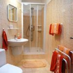 Zuhanyzós 2 fős apartman